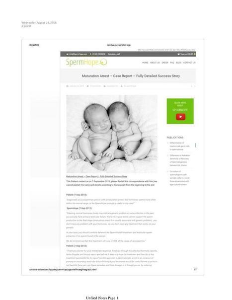 Treatment Options for Male Infertility - Azoospermia | Azoospermia Treatment | Scoop.it