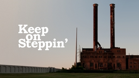 Keep on Steppin' | Interactive & Immersive Journalism | Scoop.it