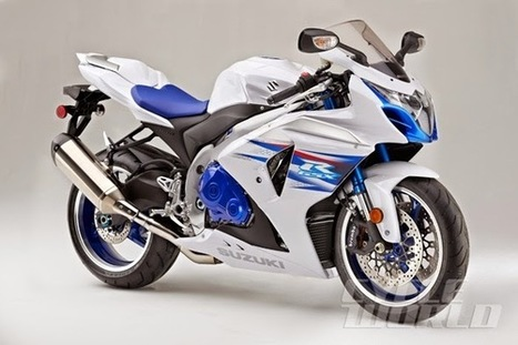 2014 Suzuki GSX-R1000 Special Edition – First Look   Pete's Cycle   Scoop.it