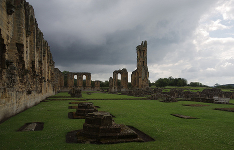 Paranormal Activity in Medieval England: The Ghosts of Byland Abbey - Medievalists.net | Gothic Literature | Scoop.it