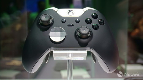 Microsoft ships one millionth Xbox Elite Wireless Controller in just over six months | Xbox - CompuSpace | Scoop.it