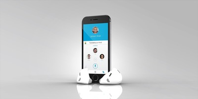 This nifty device translates foreign languages in real-time | Mobile World | Scoop.it