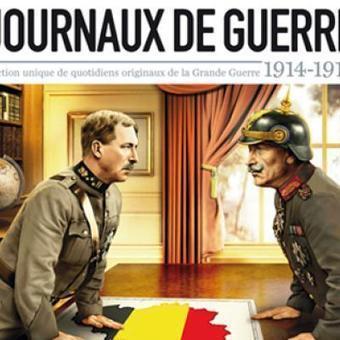 «Les Journaux de Guerre», un nouvel hebdomadaire | News | Scoop.it