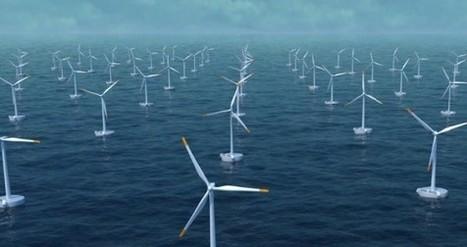 Energies marines: 4 nouveaux projets retenus par l'Ademe | Eolien en mer | Scoop.it