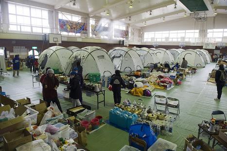 [Photo] Le centre d'hébergement d'Ofunato s'organise | Flickr - Photo Sharing! | Japon : séisme, tsunami & conséquences | Scoop.it
