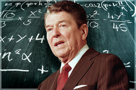 Math vs. Reaganomics: Why GOP's anti-tax hysteria falls flat   CheckThisOut   Scoop.it