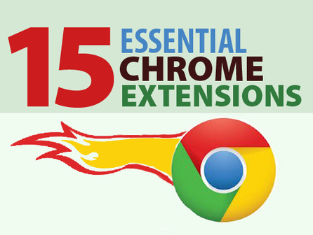15 essential Chrome extensions for power users | MyScoopIt | Scoop.it