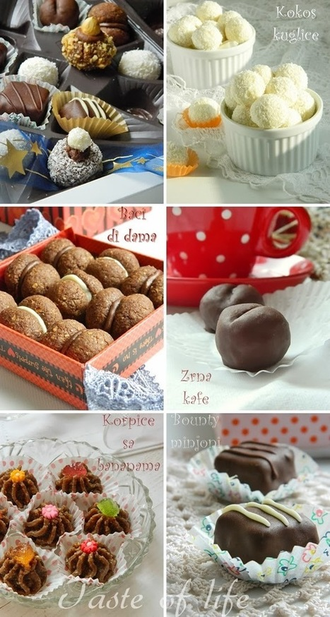 Mala zbirka #recepti za posne kolače #posniKolaci | Recepti i kuhinja za pocetnike [ kao ja] | Scoop.it
