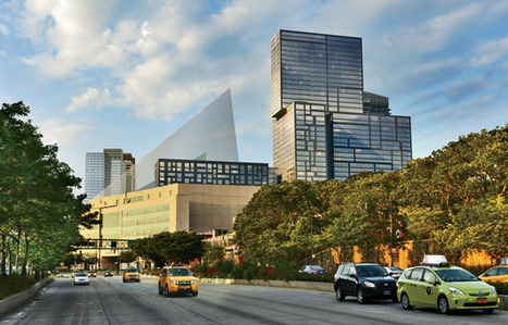 Stress and the City: innovative housing solutions for urban centers | green streets | Scoop.it