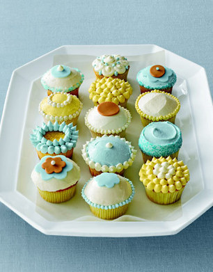 Cupcake Decorating Ideas | The World of Food Technology | Scoop.it
