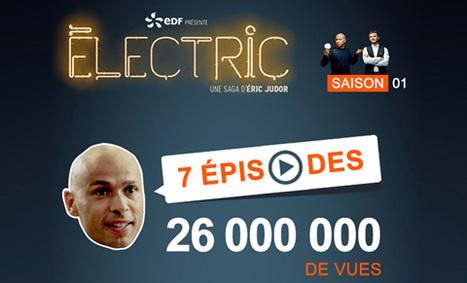Saga #ElectricEDF avec Eric Judor : les internautes prennent la main sur la suite de la campagne | Le groupe EDF | Scoop.it
