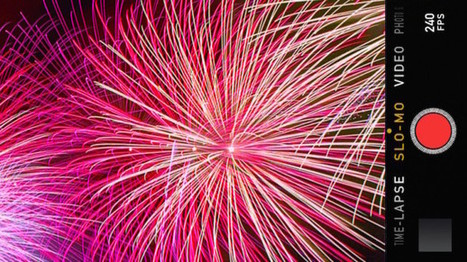 4 Tips to Record Amazing Video of Fireworks with iPhone or iPad - OSXDaily | iPads in Education | Scoop.it