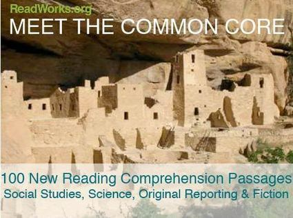 K-8 Passages | Implementing Common Core Standards in Special Education | Scoop.it