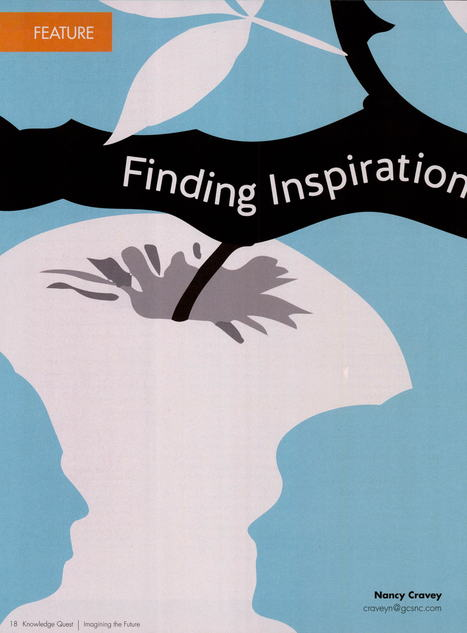 Finding Inspiration in the Common Core. | School Libraries | Scoop.it