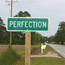 Raggiungere gli obiettivi quotidiani consapevoli che la perfezione non esiste | Crescita Personale | Scoop.it