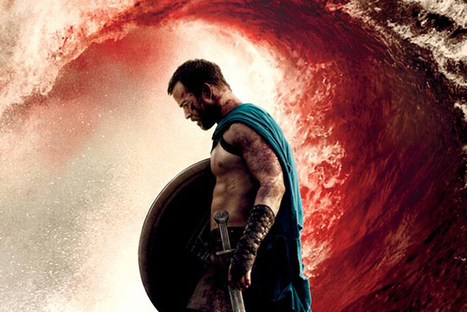 300: Rise of an Empire • Blazing Minds | Vue Rhyl Film Reviewer Film Reviews | Scoop.it