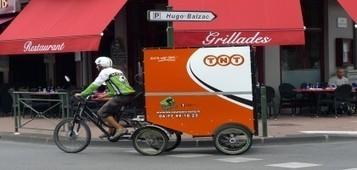 Les avantages de la livraison à vélo   Mobilité   Scoop.it
