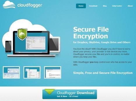Cloudfogger permite cifrar los ficheros que subimos a la nube | GeeksRoom | Cajón de sastre Web 2.0 | Scoop.it