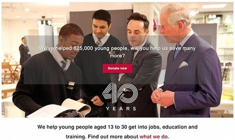 Q&A: The Prince's Trust's Rebecca Galambos on digital transformation | Search Engine Watch | Business Process Management (BPM) | Scoop.it