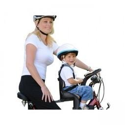 Scaune de bicicleta cu prindere fata – siguranta si confort numai de la Weeride   sigurantaprotectie   Scoop.it