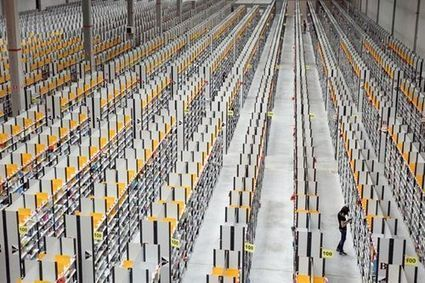 La Logistique by Amazon : Work Hard, Have Fun, Make History - Les transports du futur | Inside Amazon | Scoop.it