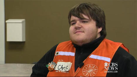 Quick-thinking Home Depot employee saves falling baby - CBS News | Home Decor Ideas | Scoop.it