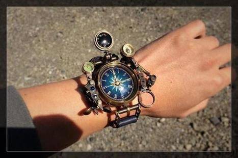 Tweet from @Steampunk_Foret | SpyXotic.com | Scoop.it