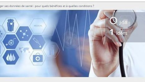 """Big data"" de la santé: faut-il en avoir peur? 