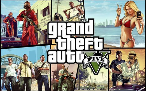 Grand Theft Auto V  ( GTA 5 ) | Download Torrent Game | downloadtorrentgame | Scoop.it