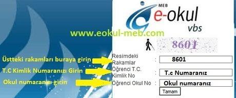 e-Okul Veli Bilgilendirme Sistemi VBS | cabbar | Scoop.it