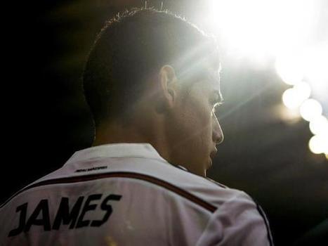 Real Madrid: Lo mejor de James Rodríguez ante el Sevilla (VIDEO) - Perú.com | Fútbolero | Scoop.it