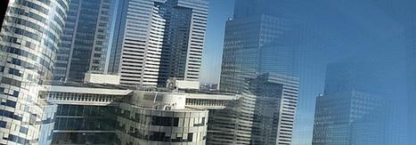 Le marché des bureaux francilien pourrait avoir touché son point bas - L'AGEFI   Implantation d'entreprise   Scoop.it