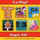 Math Apps for Kids | Pre-K Science and Math | Scoop.it