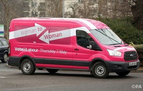 Pink stinks but Labour's bus is a welcome sight on the road | ESRC press coverage | Scoop.it