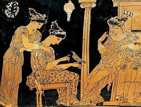 Un día en la vida de una mujer en la Atenas clásica · nationalgeographic.com.es · Secciones | EURICLEA | Scoop.it