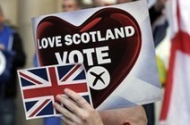 UK preserved as Scots say NO to independence | ESRC press coverage | Scoop.it
