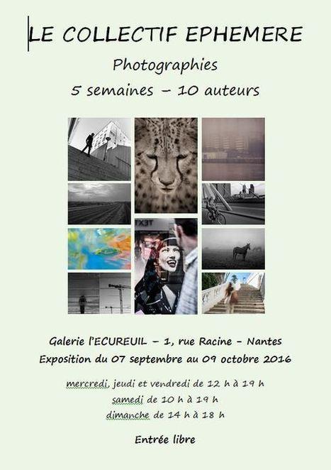 LE COLLECTIF EPHEMERE à la Galerie L'ECUREUIL à Nantes - Loire Atlantique Photo | L'actualité de l'argentique | Scoop.it