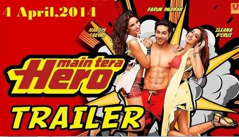 Main Tera Hero (2014) Hindi HD 720p Movie Free Download Online | Movie Download Online | Bangla Natok Download | Scoop.it