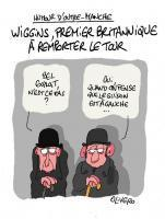 Wiggins, premier Britannique vainqueur du Tour | humour, satire et blog caustique | Scoop.it