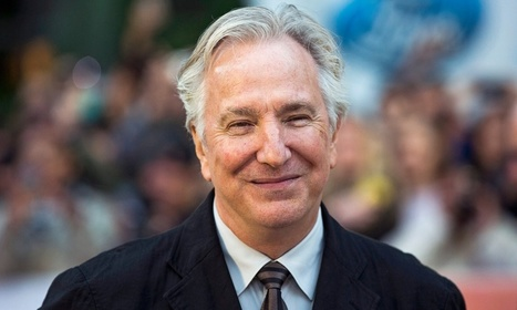 Alan Rickman, giant of British screen and stage, dies at 69 | Cultures & Médias | Scoop.it