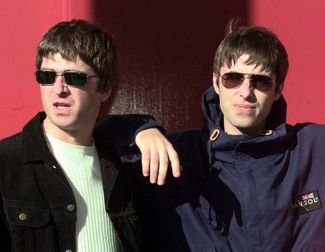 Oasis comeback: Noel and Liam Gallagher to reunite?   Euro Chart Bites Magazine   Scoop.it