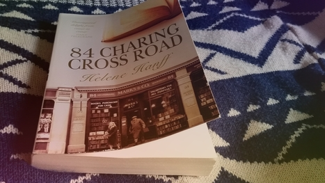 84 Charing Cross Road - Helene Hanff - Suzanneforgets | Literature and Book Reviews | Scoop.it