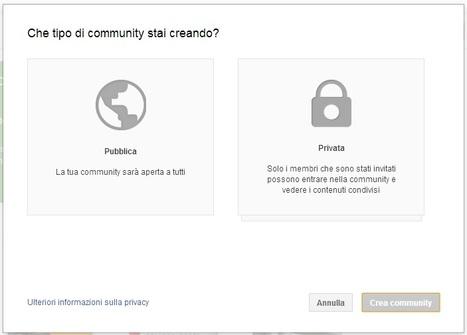 I Gruppi secondo Google Plus | Google+ Marketing All News | Scoop.it