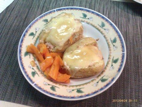 Special Jacket Potatoes | The Tasty Corner | Scoop.it