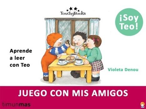 TouchyBooks | Libros interactivos para niños. | #REDXXI | Scoop.it