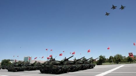 #Turkey holds war games near #Syria | From Tahrir Square | Scoop.it