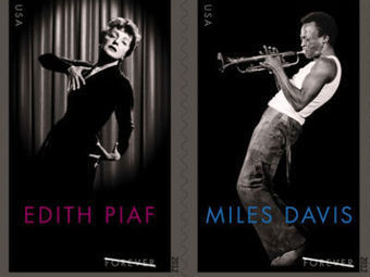 Miles Davis to Be Honored With US Stamp | Our Black History | Scoop.it