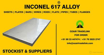 We are Supplier of INCONEL 617 ALLOY in #India<br/>&hellip; | Gaurav Steel | Scoop.it