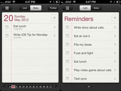 Using Reminders On Your iPhone More Efficiently [iOS Tips] | Cult of Mac | How to Use an iPhone Well | Scoop.it