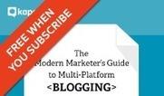 [INFOGRAPHIC] The State of B2B Product Marketing - Kapost Content Marketing Blog | b2b marketing | Scoop.it